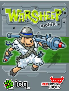 بازی موبایل به صورت جاوا : War Sheep